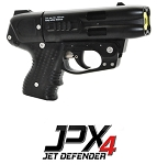 FIRESTORM JPX 4 Shot DEFENDER Compact Pepper Spray Gun