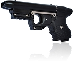 FIRESTORM JPX 2 Pepper gun with Black Frame with Laser