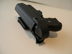 PIEXON  JPX 2 Paladin Righthand Black Kydex Holster With Adjustable Belt/Cant