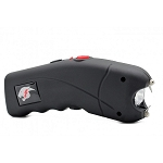 CHEETAH 2.5 Million Volt Stun Gun in Black with Alarm