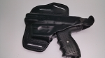 FIRESTORM  JPX 4 Shot Vega Leather Concealment Holster LH
