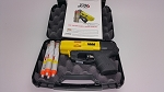 FIRESTORM JPX4 Shot Compact Pepper Spray Gun Yellow with Level II Holster