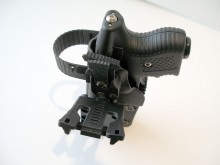 Piexon JPX 2 LE Level II LH Black Kydex Holster