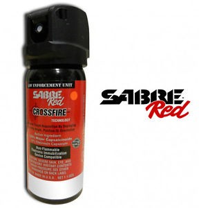 SR-Sabre Crossfire GEL Spray 2 oz 2023