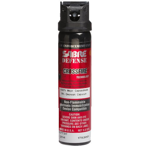 Sabre Crossfire Pepper Spray MK-4